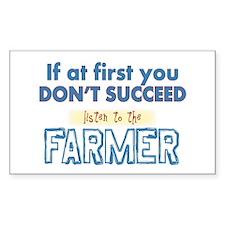 Farmer Decal