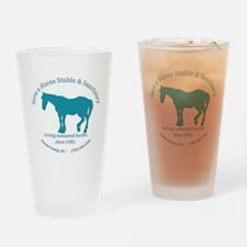 Save A Horse Stable Drinking Glass