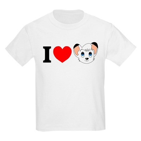 I Love ... Kids Light T-Shirt