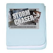 Unique Hurricane baby blanket