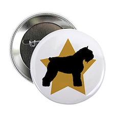 Gold Star Bouvier Button