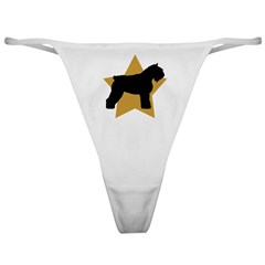 Gold Star Bouvier Classic Thong