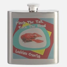 Pinch the Tail Suck the Head Flask
