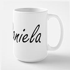 Daniela artistic Name Design Mugs
