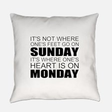 Christianity Everyday Pillow