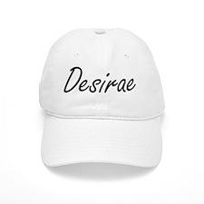 Desirae artistic Name Design Baseball Cap