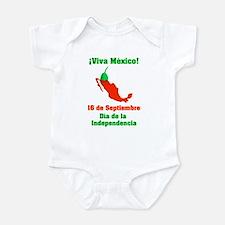 Viva México Onesie