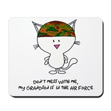 dont mess with me..grandson a Mousepad