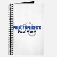 Police Officer's Mother Journal