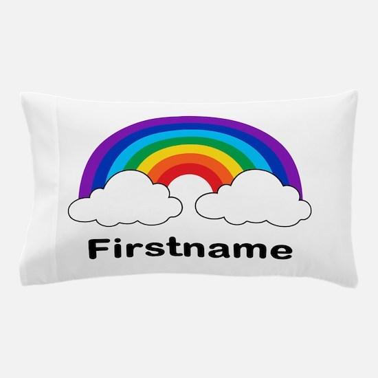 Rainbow (p) Pillow Case
