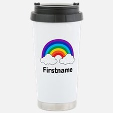 Rainbow (p) Travel Mug