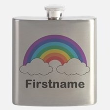 Rainbow (p) Flask