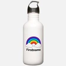 Rainbow (p) Water Bottle