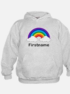 Rainbow (p) Hoodie
