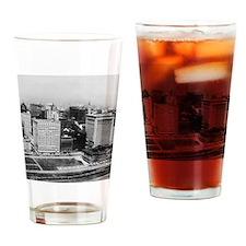 Michigan Avenue in Chicago (1911) Drinking Glass