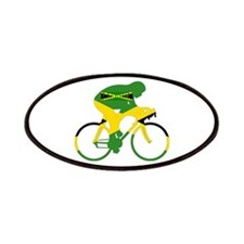 Jamaica Cycling Patch