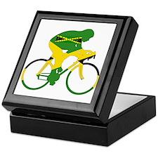 Jamaica Cycling Keepsake Box