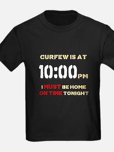 CURFEW T