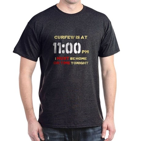 CURFEW Dark T-Shirt