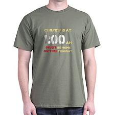 CURFEW T-Shirt