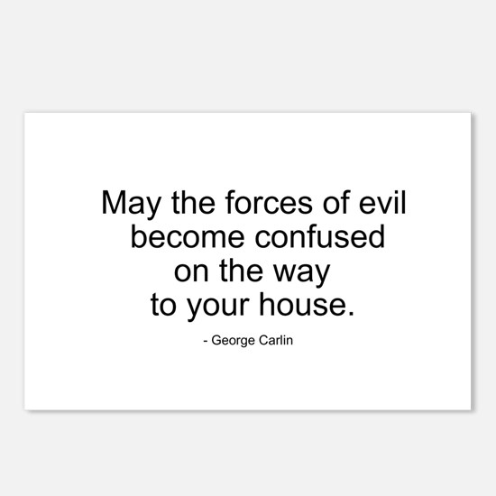 The Forces Of Evil Postcards (Package of 8)