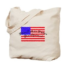 Proud Air Force Grandparent Tote Bag