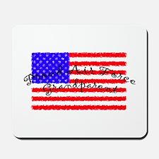 Proud Air Force Grandparent Mousepad