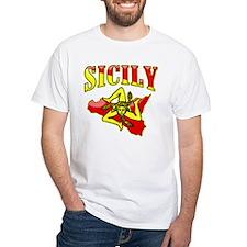 Sicily Sicilian Trinacria Shirt
