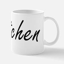 Gretchen artistic Name Design Mug