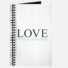 Cute All you need is love Journal