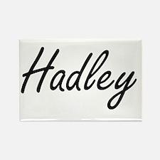 Hadley artistic Name Design Magnets