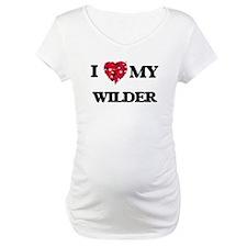 I Love MY Wilder Shirt