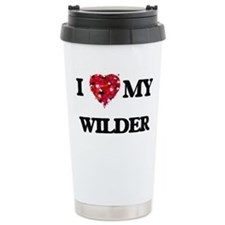 I Love MY Wilder Travel Mug