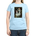 Ophelia's Yorkie (T) Women's Light T-Shirt