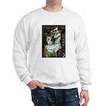 Ophelia's Yorkie (T) Sweatshirt