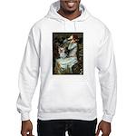 Ophelia's Yorkie (T) Hooded Sweatshirt