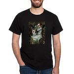 Ophelia's Yorkie (T) Dark T-Shirt