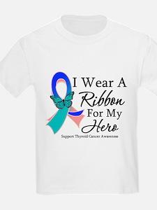 Thyroid Cancer Hero T-Shirt