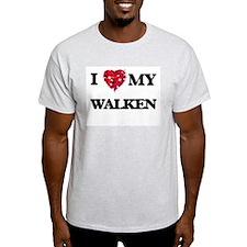 I Love MY Walken T-Shirt