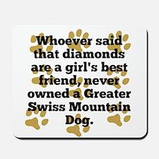 Greater Swiss Mountain Dogs Are A Girls Best Frien