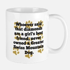 Greater Swiss Mountain Dogs Are A Girls Best Frien