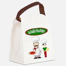Daddys Helper Son Canvas Lunch Bag