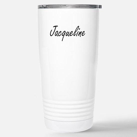 Jacqueline artistic Nam Stainless Steel Travel Mug