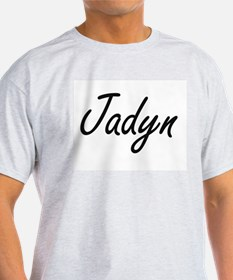 Jadyn artistic Name Design T-Shirt