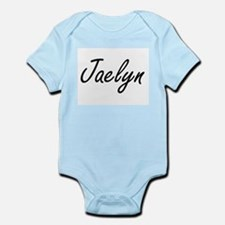 Jaelyn artistic Name Design Body Suit