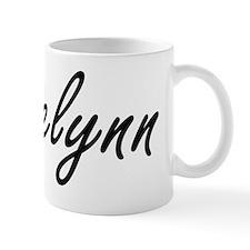 Jaelynn artistic Name Design Mug