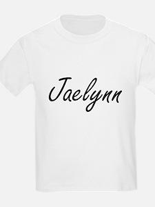 Jaelynn artistic Name Design T-Shirt