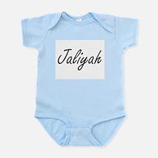 Jaliyah artistic Name Design Body Suit