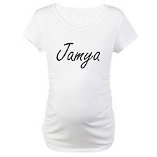 Jamya artistic Name Design Shirt