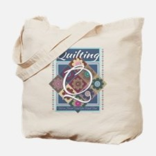 Cute Knitting is sexy Tote Bag